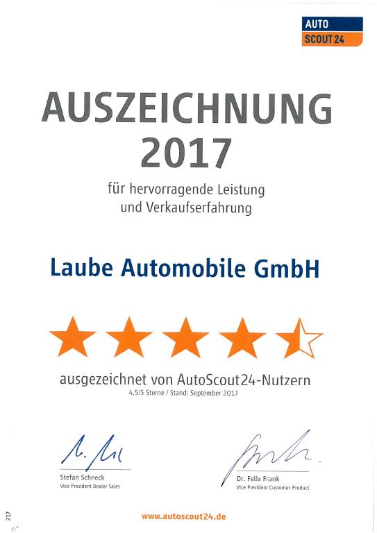 Fahrzeugsuche Und Service Laube Automobile